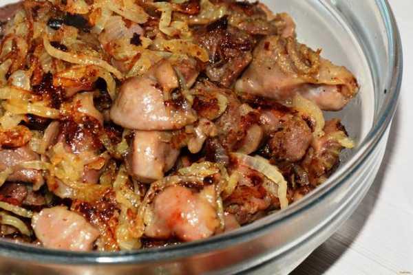 Как приготовить куриные желудочки вкусно: ТОП — 6 РЕЦЕПТОВ