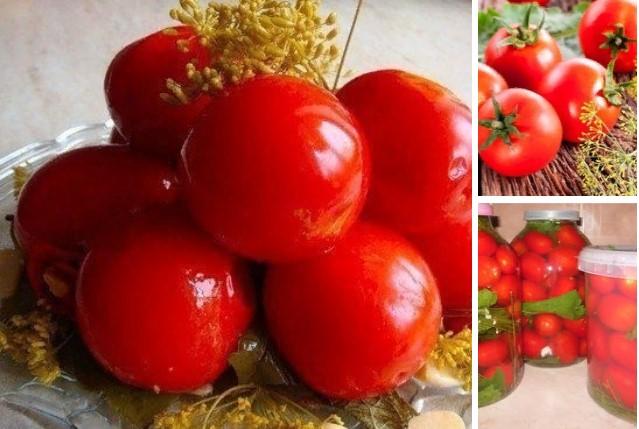 помидорки донские похмельные